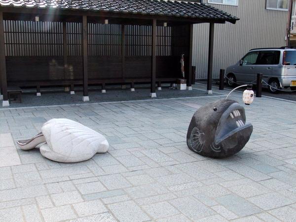 彫刻グループ 創作集団・夢殿の2012年の作品