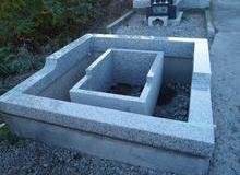 コンクリートで区画だけをして30年も放っておいた墓地のサムネイル